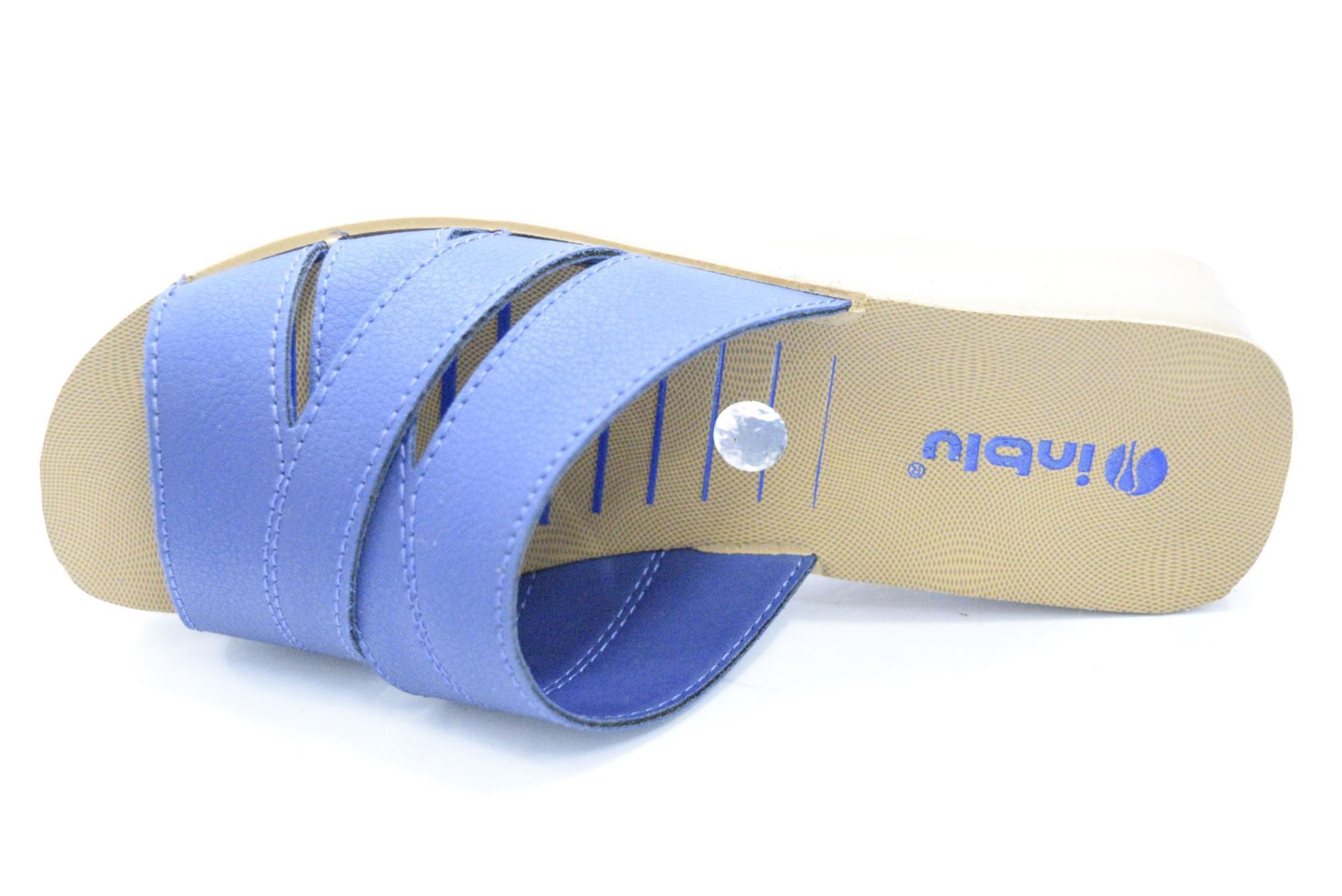 641305ff4 Inblu BLUE W.CHAPPAL    Online Shopping   PARMAR BOOT HOUSE