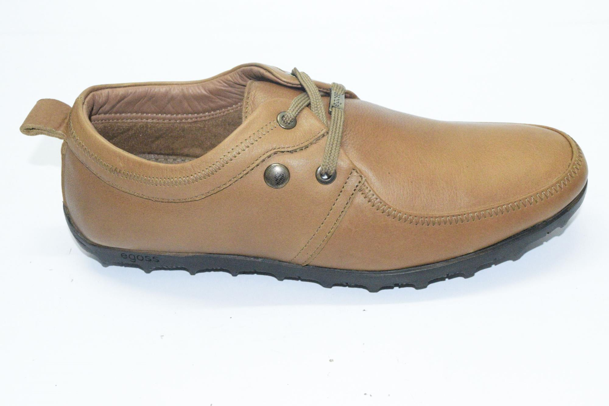 a6f1474ea166 Egoss TAN CASUAL SHOES    Online Shopping   PARMAR BOOT HOUSE